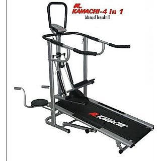 Kamachi Treadmill Jogger 4 In 1 Manual available at ShopClues for Rs.11425