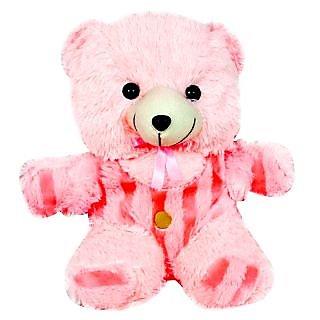 Soft & Pink Teddy (1 Feet)