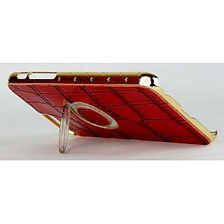 Then&There Side Bling Series (Red) with Stand Function for Apple Iphone 6