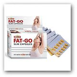 Jolly Fat Go Slim Capsules 60 Capsules