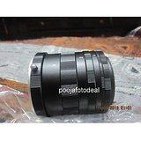 Macro Extension Tube Ring For CANON EOS EF DSLR & SLR Camera/lens 550D 1100D 5D 1000D 1100D 600D 60D