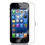 IPHONE 5 CLEAR SCREEN GUARD SCRATCH PROTECTOR ANTI GLARE HIGH QUALITY LCD