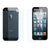 High Quality Matte Screen Guard For IPhone 5/5G Front & Back