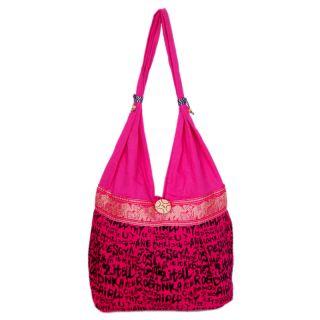 Womaniya Handicraft jhola bag  available at shopclues for Rs.230