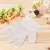 50 Pcs High Quality Disposable Glove For Both Hands White