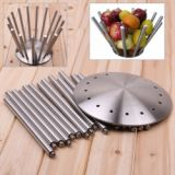 Fashionable Unique Andrew Stainless Steel Fruit Plate