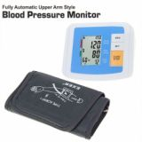 High Quality Fully Automatic Upper Arm Style 2.5 Inch Lcd Screen Blood Pressure Monitor