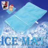 Multifunctional Blue Waterproof Recyclable Ice Mat Pad For People Pet And Notebook