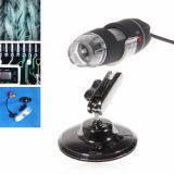 50500x Adjustable Usb Digital Microscope 8 Leds 2 Mega Pixel