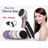 Derma Seta - Ultimate Full Body Spa Treatment System, Massager, Cleaning & Hair Removal