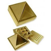 iGod Golden Vastu 91 Pyramid Yantra