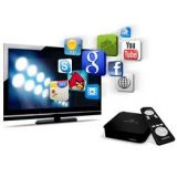 Amkette Evotv Full Hd 1080p Multimedia Player Smart Tv  (convert Your Tv To Smart Tv)