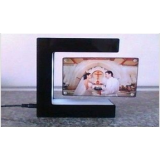 Magic Rotating Photo Frame (Rotates in the air)