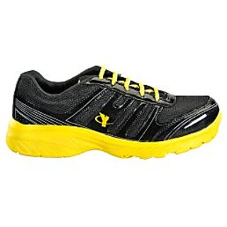 Yepme Caper Sports Shoes- Yellow & Black
