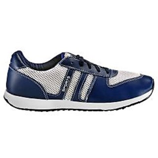 Yepme Bolt Sports Shoes- Blue & White