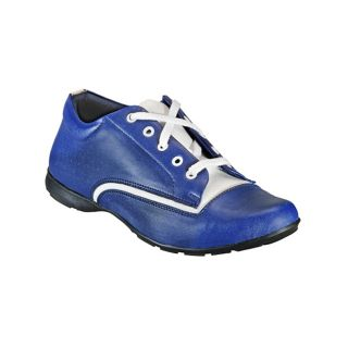 Yepme Blue Casual Lace up Shoes