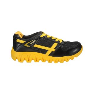 Yepme Axis Sports Shoes- Black & Yellow