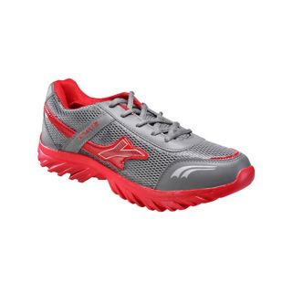 Yepme Agile Sports Shoes - Grey & Red