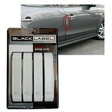 Black Label Car Door Scratch Guard (White)