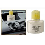 Grandy Car Air Freshener Perfume Yellow 55Ml