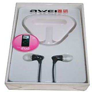Awei Es-M710 In-Ear Headphones With Mic @ Rs. 455 – ShopClues