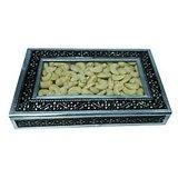 Gift Cashew Nuts (KAJU) Dry Fruits - 250 Gms On Navratri, Diwali In Golden Box