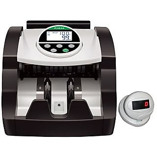 Currency Counting Machine With Fake Note Detector- PARAS-2800