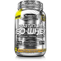 Muscletech Platinum Line Platinum 100 Iso Whey Strawberry Shortcake 1.8lb