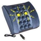 Car Auto Seat Mount Electric Massage Cushion Pad Dc 12v