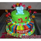 1st Birthday Designer Cake-Delhi NCR