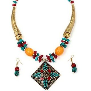 Diva Statement Necklace Set