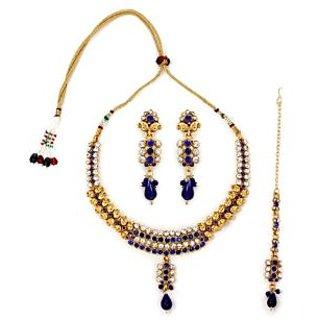 Diva Necklace Earrings Set