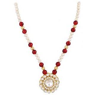Diva Handmade Pearl Necklace