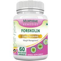 Morpheme Forskolin - Pure Coleus Forskohlii For Weight Loss  Energy MORPH264