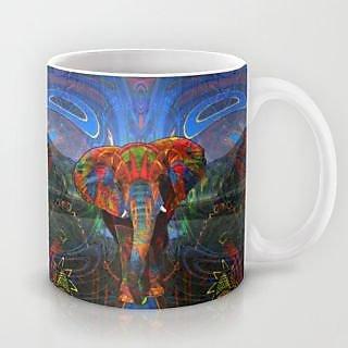 Astrode Elephant Mug