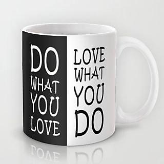 Astrode Do What You Love Mug