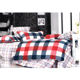 Friday 100% Cotton Single Bed Sheet (hwp11-079)