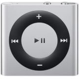 Apple Ipod Shuffle 2gb Grey Color