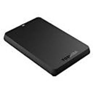 Toshiba Canvio Basic (HDTB205XK3AA) 500 GB Portable External Hard Disk (Black) Image