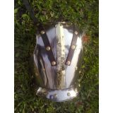 Medieval New Style Armor Breastplate With Leather Detail Collectible Replica Prop