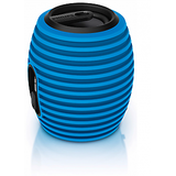 Philips SBA3010BLU/00 Wired Portable Speaker
