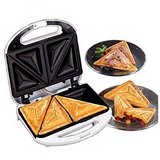 Deluxe Electric Sandwich Toaster Maker