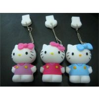 Microware USB 2.0 4GB Hello Kitty Pen Drive - 74152486