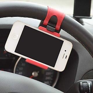 Mobilegear Car Steering Mobile Holder