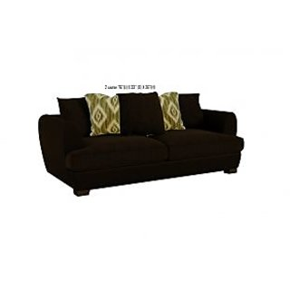 Ranjith Sofas concept sofa fabric olive Green with beige Single