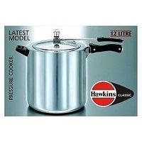 Hawkins Classic Pressure Cooker 12 Ltr