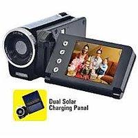 VOX 12MP Digital Video Solar Camcorder