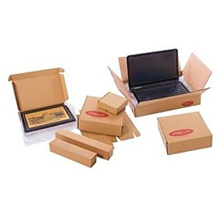 Packaging Box/Corrugated BoxP2154(11x9x2.5 inches)(Pack of 25)