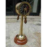 """HOME DECOR 36""""Nautical Ship Engine Big Order Telegraph With Collectible Replica Gift Props"""