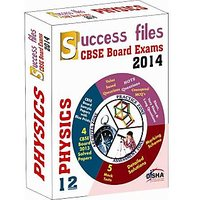 Cbse-Board 2014 Success Files Class 12 Physics